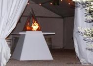 Bar a feu Pyramida Atelier du Sur Mesure
